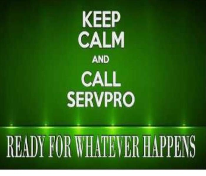 Water Damage Calling SERVPRO of Grays Harbor & Pacific Counties