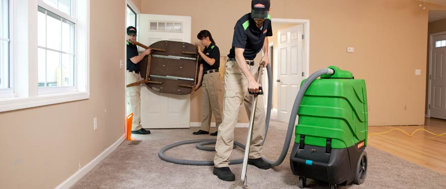Aberdeen, WA residential restoration cleaning